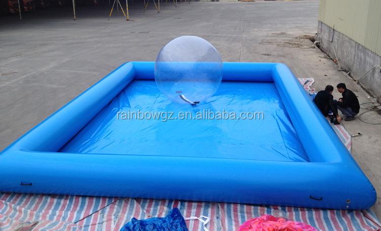 Бассейн для надувной лодки