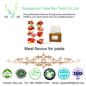 Natural meat flavour for paste kitchen cooking products with wholesale price