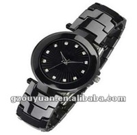 NEW Arrival!!! fashion black Ceramic watches men