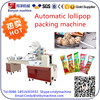 2016 CE approved flat lollipop wrapping machine 0086-18516303933