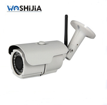3.0 Megapixel lens HD 720P waterproof rotating outdoor wireless ip camera