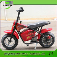 250W electric mini motorcycle for kids