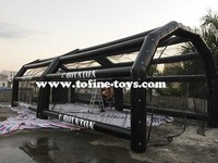 Seald type Inflatable Batting Cage