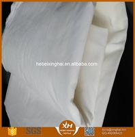 200TC plain style white hand embroidery fabric Manufacturers
