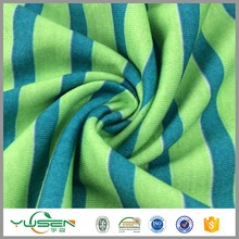 Durable fast dry polyester running single jersey knitted fabric for football jersey