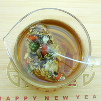5054 New product for Mangosteen Clear Haze Tea with Dried Mangosteen Peel