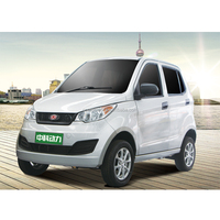 Chinese Plant Electric Car Mini Adult Battery Automobile for the Old