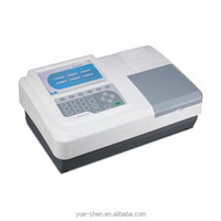 "YSTE-M03 automatic 7"" LCD Touch Screen portable elisa microplate washer"