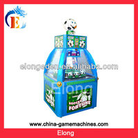 Soccer Fortune -amusement redemption game machine, coin operated game machines