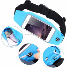 new products touch screen window waterproof bicycle waist bag for iphone samsung