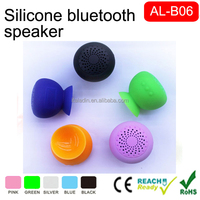 The best waterproof fm shower radio, original design suction cup shower bluetooth speaker with Low price
