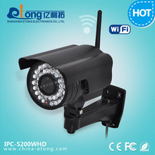 Full HD 2.0 MP internet protocol camera ip H264 RJ45 & wifi ip camera support iphone and android remote access outdoor ip camera
