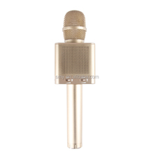 The Micgeek wireless microphone Q10s with karaoke professional digital audio processor