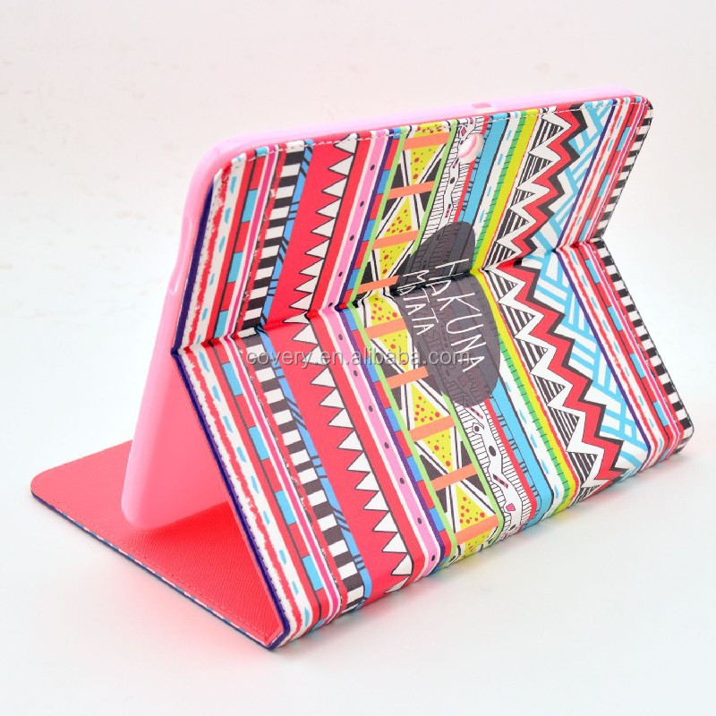 Stand flip leather case for galaxy Tab3 10.1 P5200