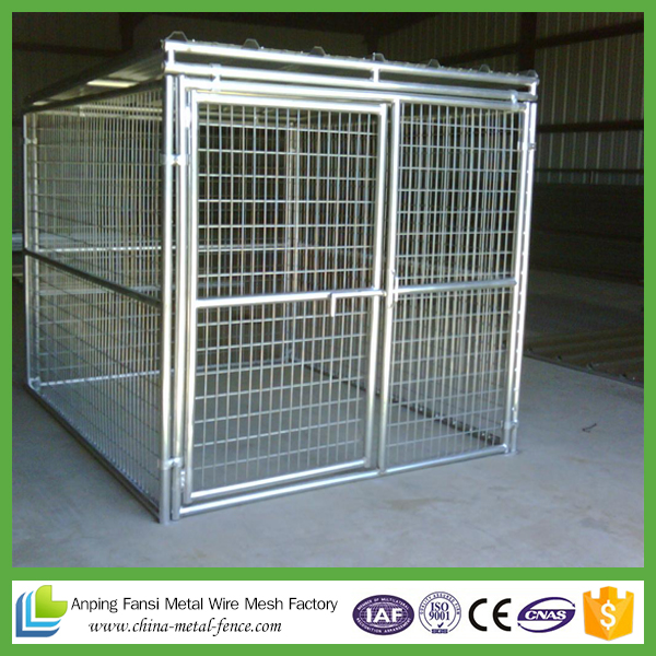 Manufacturer wholesale welded wire mesh dog cage metal