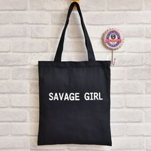 High Quality Canvas Wholesale Customized Blank Cotton Tote Bag