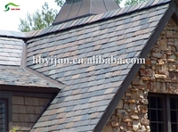 Best building material stone french roof tile