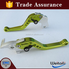 Shanhai CNC motorcycle Brake Lever/mountain bike press brake