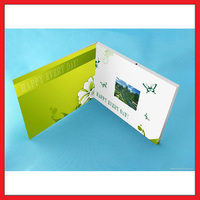 new wedding video player greeting card for Brand indentification