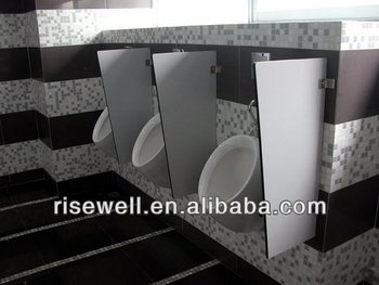 urinal screen with toilet deodorant block