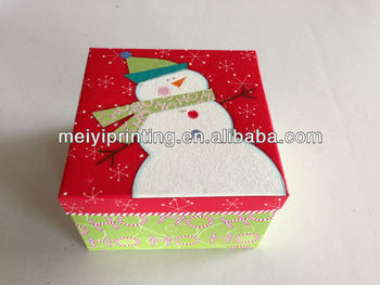 Paper Gift Boxes For Christmas Party