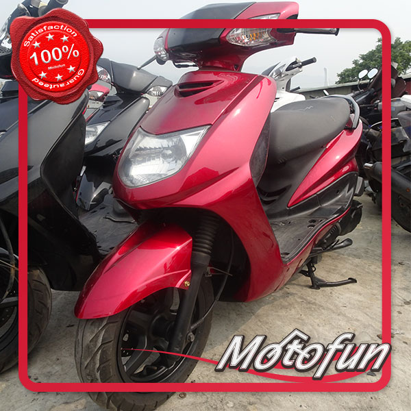 Used scooter CYGNUS 125cc for sale Taiwan MOTORCYCLE Scooter export