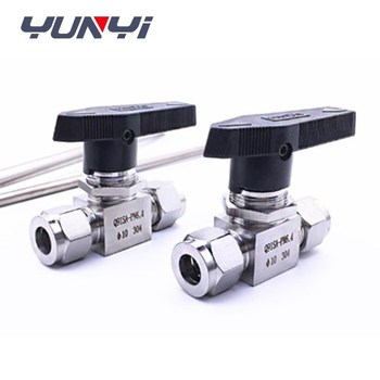 2016 OEM 3 way ball valve price