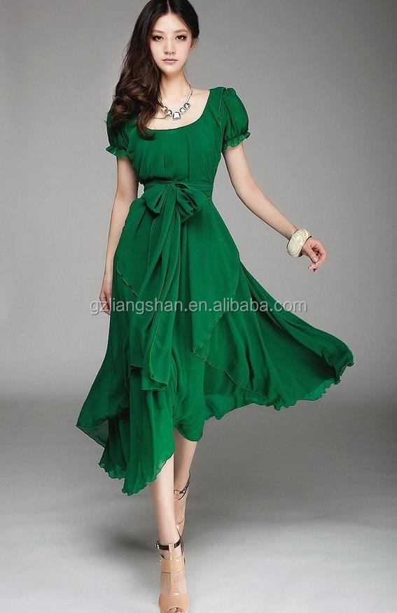 party dress latest chiffon dresses elegant chiffon korean