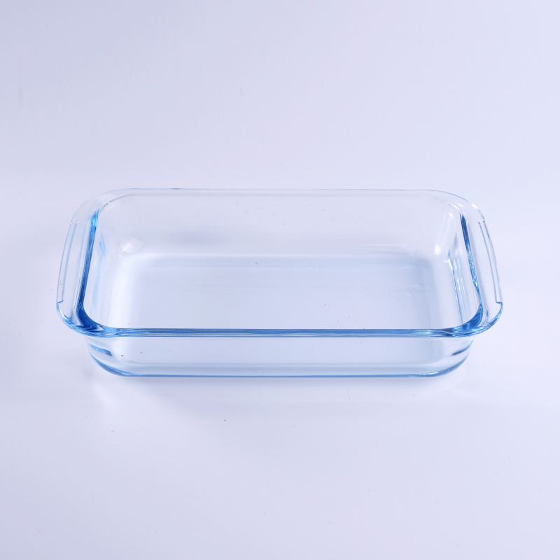 Wholesale rectangle glass baking dishes