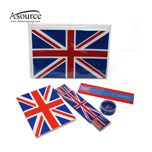 Union Jack Kundenspezifische Briefpapier-set