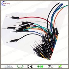 custom made aerial telephone cable cross connect jumper wire