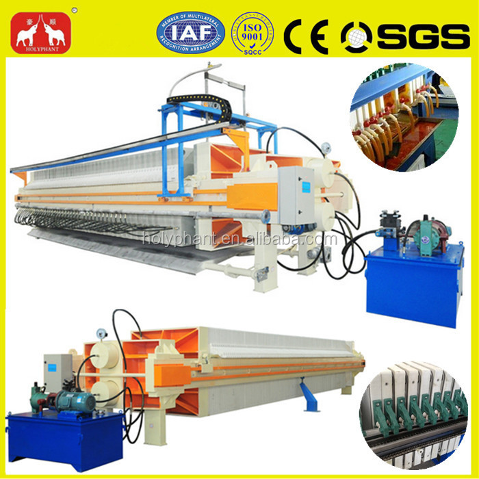 Best Seller Stainless steel oil filter press machine