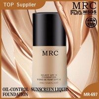 Skin Care Private Label Best Liquid Foundation Makeup For Oily Skin