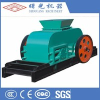 professional double roller crusher for carbon,charcoal,coal,coal coke and limeston
