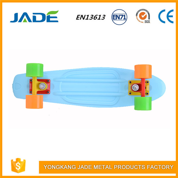 27 inch plastic cruiser longboard skate for sale