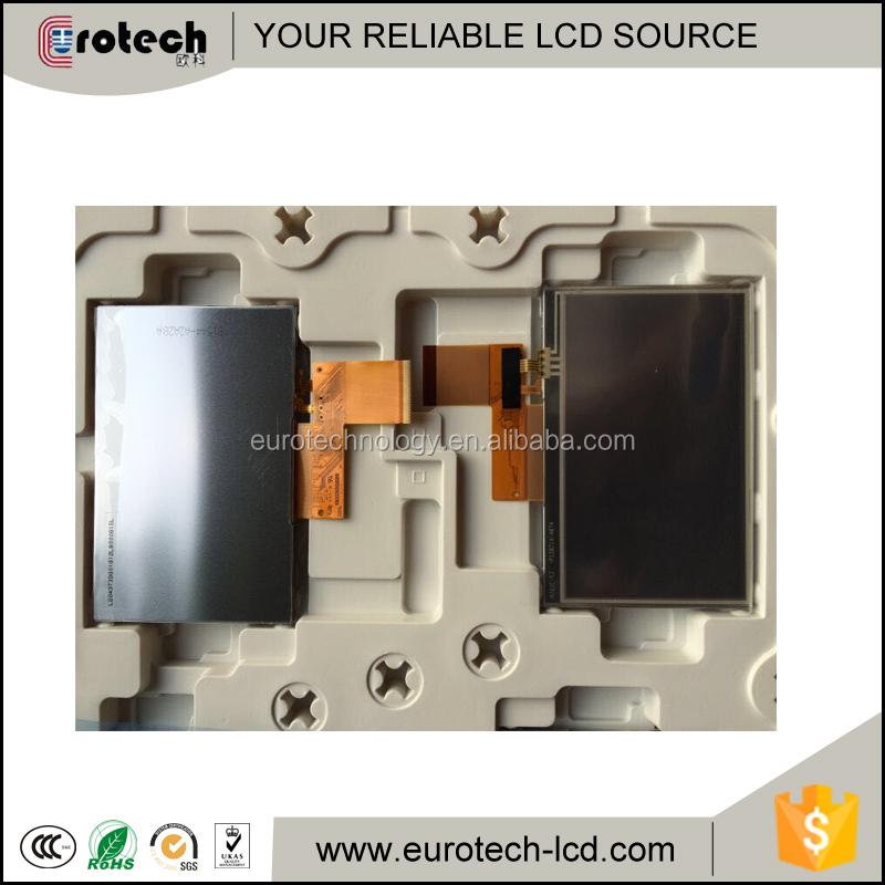 TFT LCD display SHARP LQ043T3DG01 raspberry pi