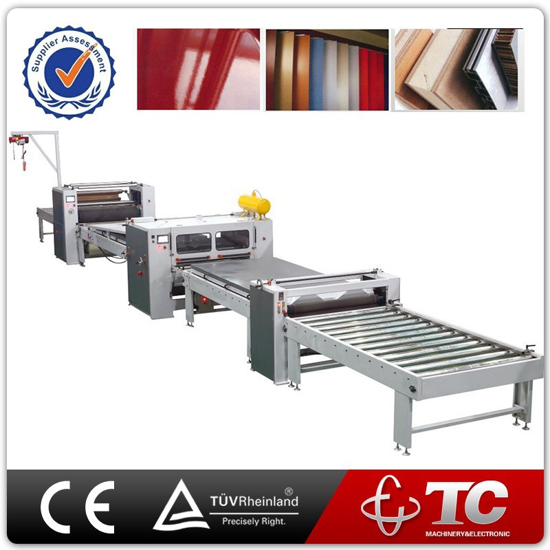 PUR Glue Multifunctional Laminating Machine