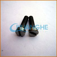 china supplier carbide screw ice antiskid spiral tire studs