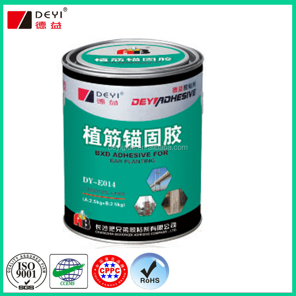 DY-E014 stone two component adhesive epoxy adhesive