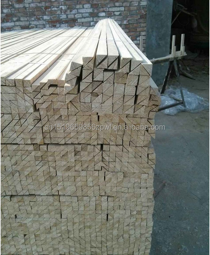 Factory sales paulownia wood timber with good quality/ timber wood / paulownia pine wood strip
