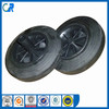 China Qingdao Solid Wheel Trash Rubbish Garbage Waste Bin Wheel