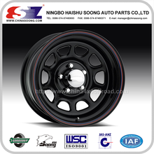 Customized Made Car 16 inch steel wheels