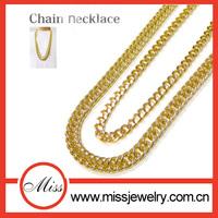 24 inches heavy new cuban link gold chain design for men