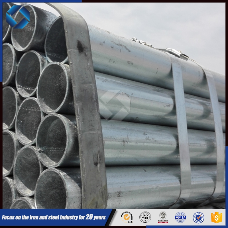 (API 5L X80) gi steel pipe/galvanized water pipe /galvanised flexible metal tube in china supplier