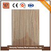 Wooden uv mdf paint board