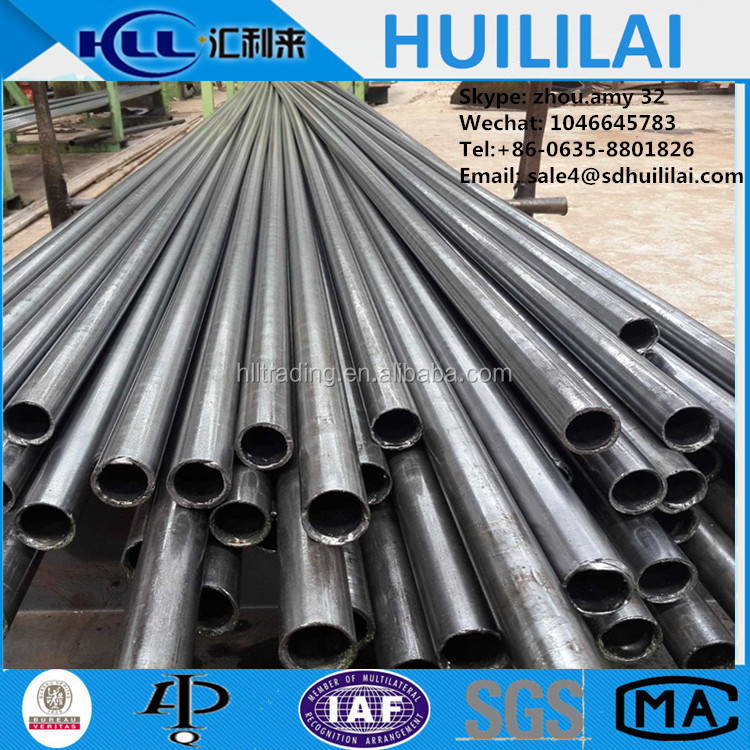 St42 st52 carbon pipe steel price per ton for structural/fluid/gas/construction material