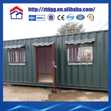 Modified convenient modern prefab homes for sale from China manufacturer