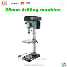 1.5KW vertical Type 25mm Powerful Drilling Machine