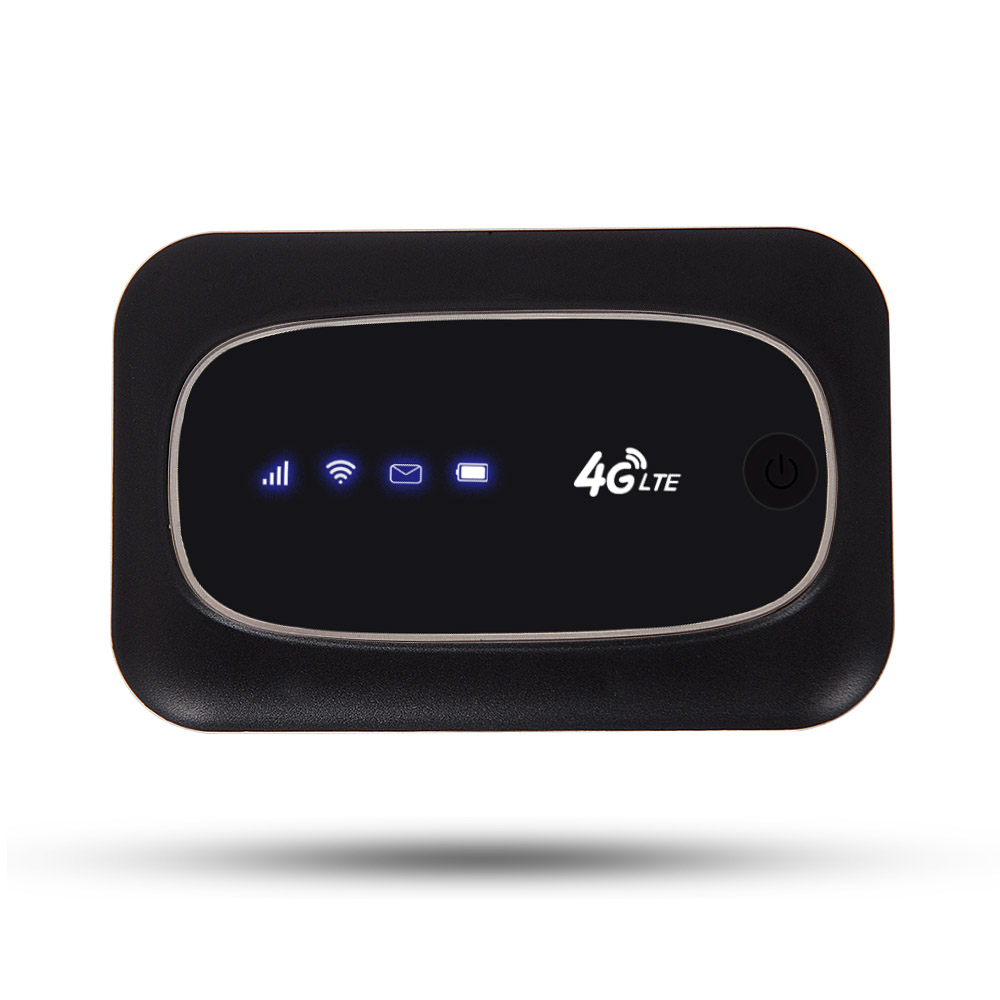 300Mbps Sim Card 4G Wifi Router For Mobile LTE Bands 2 4 12