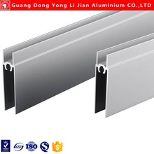 hot sale aluminium accessories for window and door china silver sliding aluminium door with great design